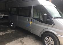 Bán xe Ford Transit đời 2018 màu bạc, 872 Triệu