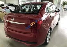 Bán Hyundai Grand i10 năm 2017, màu đỏ, 350tr