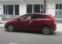Bán xe nhập Hyundai Accent Blue sản xuất 2014, màu đỏ, giá chỉ 442 triệu