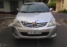 Cần bán gấp Toyota Innova G sản xuất 2009, màu bạc
