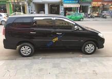 Bán ô tô Toyota Innova đời 2010, màu đen