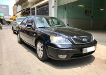 Bán ô tô Ford Mondeo 2.5 V6 SX 2006, còn mới 80%, màu đen, xe gia đình