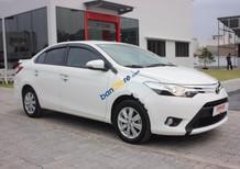 Bán ô tô Toyota Vios 1.5G AT năm sản xuất 2017, màu trắng