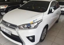 Bán Toyota Yaris G 2014, màu trắng, nhập khẩu nguyên chiếc còn mới, giá chỉ 580 triệu