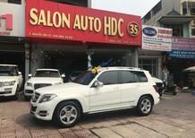 Salon Auto HDC bán Mercedes GLK300 4Matic đời 2012, màu trắng, biển Hà Nội