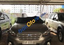 Cần bán Subaru Outback năm sản xuất 2015, màu ghi vàng