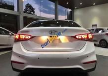 Cần bán Hyundai Accent đời 2018, màu trắng, 425tr