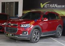 Bán ô tô Chevrolet Captiva REVV LTZ 2.4AT đời 2016, màu đỏ