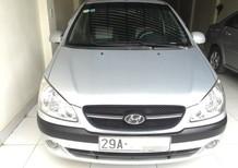 Bán Hyundai Getz 2010, màu bạc, xe nhập, giá 230tr