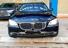 Bán xe BMW 750 Li SX 2011, đăng ký lần đầu 2012
