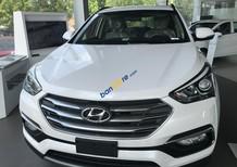 Bán Hyundai Santafe 2.4 AT tiêu chuẩn 2018, hỗ trợ vay 85% giá trị xe. Hotline: 0935.90.41.41 - 0948.94.55.99