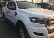 Xe Ford Ranger MT 2017, màu trắng, nhập khẩu chính hãng, 650 triệu, LH: 0918889278