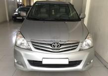 Bán ô tô Toyota Innova G đời 2011, màu bạc, chính chủ