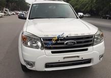 Bán xe Ford Everest 2.5AT đời 2013, màu trắng chính chủ, 620tr