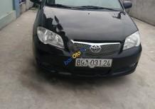 Bán Toyota Vios năm sản xuất 2007, màu đen