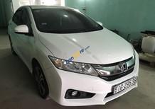 Bán xe Honda City đời 2017, màu trắng số tự động, 555 triệu