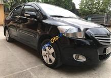 Bán xe Toyota Vios 1.5MT 2009, màu đen chính chủ, giá 263tr