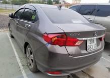 Chính chủ bán ô tô Honda City sản xuất năm 2016, màu nâu
