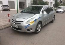 Cần bán lại xe Toyota Vios G năm 2008, màu bạc chính chủ
