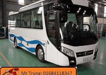 Bán Thaco Universe Meadow đời 2018.8,5m bầu hơi, thắng từ, mâm nhôm, xe 29c 2018 tại Thaco Bus Bình Triệu