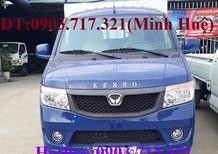 Bán xe tải Kenbo 990Kg thùng dài 2.7 máy xăng giá tốt nhất 210 triệu hoàn thiện
