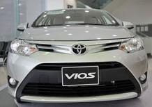 Bán Toyota Vios E đời 2018, màu bạc