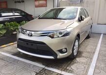 Cần bán xe Toyota Vios G năm 2018, màu nâu giá cạnh tranh