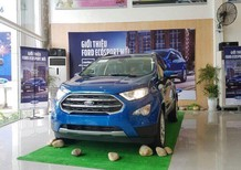 Cần bán xe Ford EcoSport Ambiente 2019, đủ màu xe và có xe giao ngay, LH: 0918889278 để được tư vấn về xe