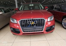 Bán ô tô Audi Q5 2.0 đời 2015, màu đỏ, nhập khẩu