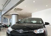 Bán ô tô Toyota Vios E sản xuất 2018, màu đen