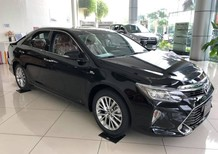 Cần bán xe Toyota Camry 2.5Q đời 2018, màu đen