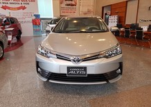 Bán Toyota Corolla altis 1.8G 2018, màu bạc giá cạnh tranh