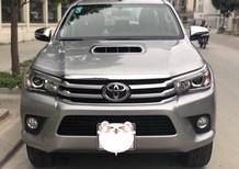 Cần bán lại xe Toyota Hilux G đời 2016, màu bạc, nhập khẩu nguyên chiếc, số tự động