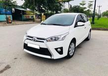 Bán ô tô Toyota Yaris G đời 2017, màu trắng, nhập khẩu, chính chủ, giá chỉ 695 triệu