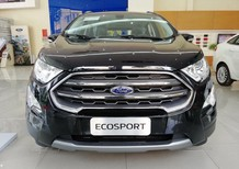 Ford Ecosport 2018 bản 1.5 Titanium mới 100%, xe đủ màu giao ngay, hỗ trợ trả góp 80% giá xe