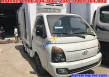 Bán xe tải Hyundai đông lạnh, 1 tấn 5, trả góp lãi suất ưu đãi nhất