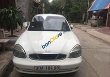 Bán Daewoo Nubira năm sản xuất 2002, màu trắng chính chủ, giá tốt