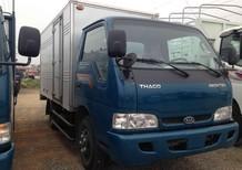 Bán xe tải K165 thùng mui bạt, thùng kín 2,4 tấn hoàn toàn mới giá ưu đãi, hỗ trợ trả góp ãi suất thấp