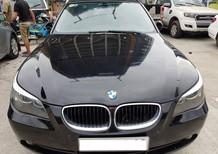 Cần bán xe BMW 525i đời 2005, màu đen, nhập khẩu cực đẹp