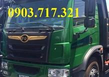 Bán xe ben DongFeng 8T75, xe ben Trường Giang 8T75 - Ben Dongfeng TG 8T75–8570kg