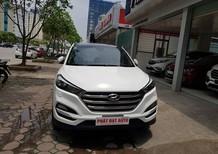 Bán xe Hyundai Tucson 2.0L 2017 bản đặc biệt, màu trắng, nhập khẩu nguyên chiếc