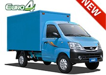 Cần bán xe Thaco TOWNER đời 2020, màu xanh lam, giá 219tr