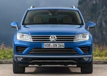 Cần bán Volkswagen Touareg E 2018, màu xanh lam, nhập khẩu nguyên chiếc