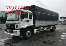 Xe tải Thaco Auman C160 tải trọng 9.3 tấn, thùng dài 7.4m, động cơ Mỹ giá tốt