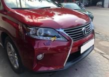 Cần bán xe Lexus RX 350 đời 2010, màu đỏ, xe nhập xe gia đình