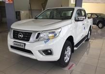 Cần bán xe Nissan Navara E sản xuất 2017, màu trắng, nhập khẩu nguyên chiếc, giá chỉ 625 triệu