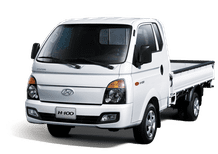 Bán ô tô Hyundai Porter H150 2020, màu trắng, 409 triệu