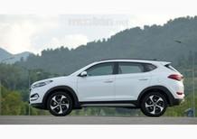 Hyundai Sơn Trà cần bán xe Hyundai Tucson 2018, màu trắng, nhập khẩu CKD chính hãng