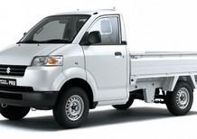 Bán xe Suzuki 7 tạ tại Hải Phòng, Quảng Ninh, Hải Dương màu trắng, tặng 100% lệ phí trước bạ, 310 tr, LH 0911935.188