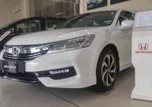 Honda Giải phóng! Honda Accord 2.4 đời 2018 màu trắng, nhập khẩu nguyên chiếc Thailand - LH 0903273696